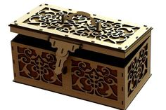 box - STL, Other - 3D CAD model - GrabCAD