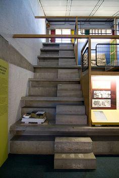 La Maison de la Culture  architect: Le Corbusier   @Firminy, France