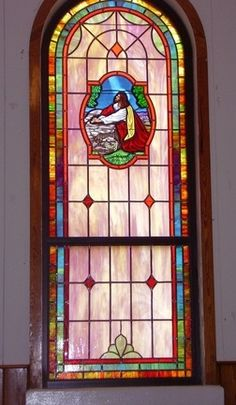 Stained Glass Windows for Bristol Pentecostal Holiness Church in Bristol, FL