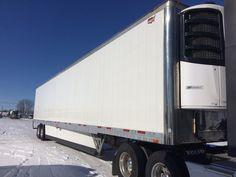 2016 Wabash Trailer - Reefer Trailer in Mississauga Semi Trailer, Trailers For Sale, Job Search, Missouri, Kansas City, Road Trip, Trucks, Road Trips, Truck