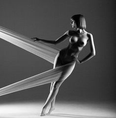 Kristina by usachevalexander - Composing with Diagonals Photo Contest