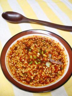 บ่งบ๊ง : น้ำจิ้มปิ้ง-ย่างเกาหลี [Korean Choyu Sauce]