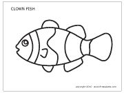 Download Clownfish Template
