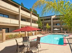 Best Western Plus Forest Park Inn offers one of the top-notch services in Gilroy Hotels. Experience a relaxing and comfortable getaway. Forest Park, Best Western, Best Hotels, Westerns, Lounge, Cozy, Rooms, Patio, Outdoor Decor