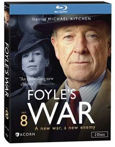 The acclaimed detective series returns with more mysteries set in the uncertain days at the beginning of the Cold War. In 1946 London, former DCS Christopher Foyle (Michael Kitchen, Out of Africa) now employs his unerring investigative skills on behalf of MI5, assisted by his ever-faithful driver, Sam Wainwright (Honeysuckle Weeks, My Brother Tom).