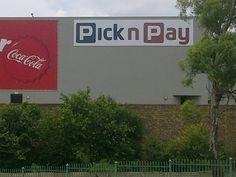 @Greenapplebranding #PicknPay  #externalsignage