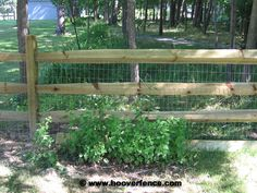 split rail fencing is my current thought for how to fence my BIG dogs in.  My mastiff just wants to lay in the sun, but my labradoodle will visit all the neighbors.