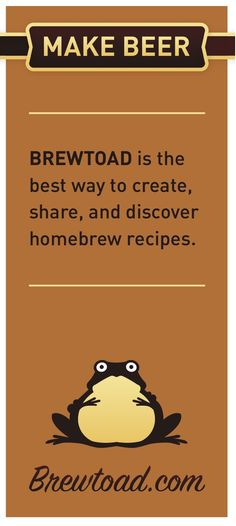 This is a great guide for homebrewers! Happy Brewing & Drinking :D