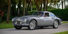1956 FERRARI 250 GT ALLOY COUPE Maintenance/restoration of old/vintage vehicles: the material for new cogs/casters/gears/pads could be cast polyamide which I (Cast polyamide) can produce. My contact: tatjana.alic@windowslive.com