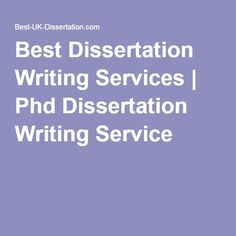 Dissertation editing jobs