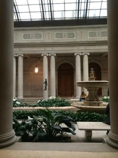 Frick Museum Interior | courtyard - Picture of Frick Collection, New York City - TripAdvisor