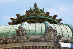 Paris, Place de l'Opéra, Opéra Garnier