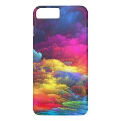 Colourful I phone 8 Plus case Technology Gifts, Organizing Your Home, 7 Plus, Business Supplies, Iphone 8 Plus, Art Pieces, Kids Shop, Phone Cases, Make It Yourself