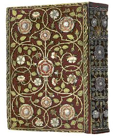 The Project Gutenberg EBook of English Embroidered Bookbindings, by  Cyril James Humphries Davenport  - http://www.gutenberg.org/files/17585/17585-h/images/bigplate25.jpg