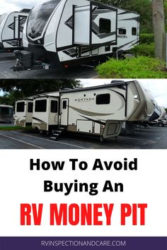 Buying an RV can be a stressful process if you don't know what to look for. It's a significant investment and you need to do it right. This video teaches you how to perform a personal RV inspection on any RV that you consider. Find out how it's done from a certified RV inspector today! #rvinspection #rvinspector #rvbuying Motorhome Living, Buying An Rv, Rv Travel, Rv Living, Recreational Vehicles, Montana, Road Trip, Stuff To Buy, Flathead Lake Montana