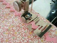 Sewing lesson 101