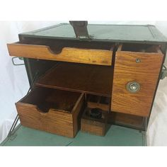 1940's Field Desk. I have one of these.... | In The ...