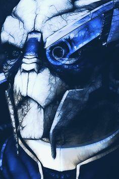 Mass Effect,фэндомы,ME art,ME gif,Garrus