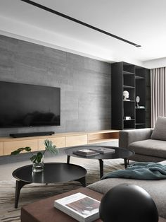 Home Interior Modern .Home Interior Modern Home Room Design, Luxury Living Room, Interior, Tv Room Design, Home Interior Design, Living Room Design Modern, Living Room Tv Unit Designs, Living Room Designs, Living Room Tv