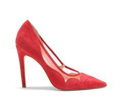 Pour La Victoire red heels
