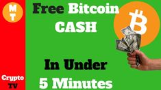 Fastest Way to Get Bitcoin Cash (BCC) After The Fork for FREE | Bitcoin to Cash Bitcoin to Cash in Under 5 minutes. This video will show you how to get FREE bitcoin cash after the fork. August fork the bitcoin blockchain had a hard fork which resulted in