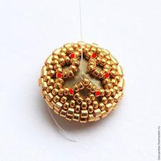 Мастер-класс: создаем очаровательные серьги из бисера и кристаллов Swarovski - Ярмарка Мастеров - ручная работа, handmade