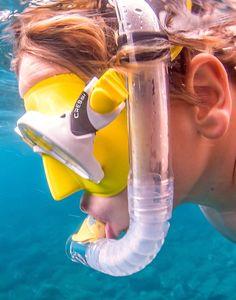 Scuba Girl, Snorkelling, Drink Bottles