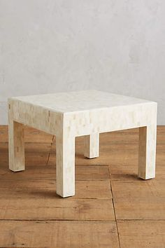 9) Hexagon Mosaic Coffee Table (Two Side by Side), $648 each + 20% off