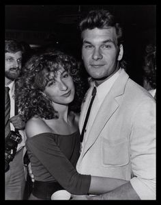 Jennifer Grey and Patrick Swayze Iconic Movies, Old Movies, Great Movies, Jennifer Grey, Patrick Swayze, Patrick Dempsey, Movie Couples, Dirty Dancing, Film Serie