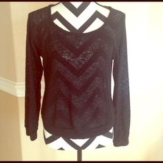 Black top Great condition Forever 21 Tops Tees - Long Sleeve