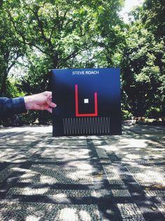 Steve Roach – Tape-Recordings - Now (Extended) LP