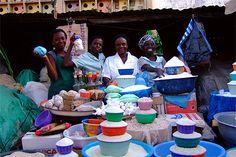 Épicierie au Togo.