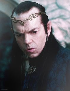 Hugo Weaving as Elrond | The Hobbit