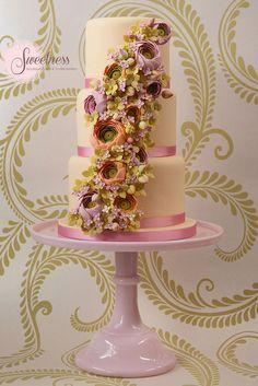 Blooms Cake