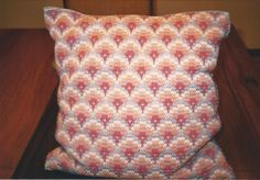 Bargello Pillow 2