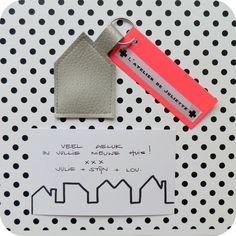 Le jardin de Juliette: diy NEW Home tag Paper Cards, Diy Paper, Diy Cards, Little Presents, Little Gifts, Juliette, Card Tags, Couture, Baby Sewing