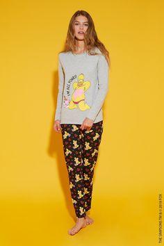 7 Ideas De Pijama Imagenes De Homero Ropa Moda