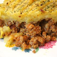Low Carb Sheperds Pie   Going Cavewoman