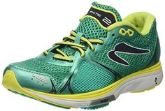 Newton Running Womens Fate II GreenYellow Sneaker 95 B M * Learn more by visiting the image link.(This is an Amazon affiliate link and I receive a commission for the sales)