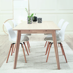 Living, Dining Table, House Design, Furniture, Home Decor, Decoration Home, Room Decor, Dinner Table, Home Furnishings