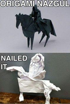 """""""Nailed it!"""" – door Angel"""