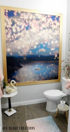 shower curtains are not just for showers , bathroom ideas, diy, home decor, repurposing upcycling, small bathroom ideas