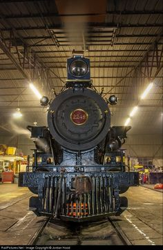 Grapevine Vintage Railroad Steam 4-6-0 at Grapevine, Texas by Jordan Hood