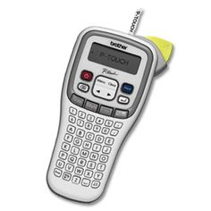 Label Makers, Time Clock, Keys, Organize, Tape, Brother, Touch, Prints, Label Manufacturers