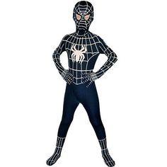 Boys venom black #spiderman #costume kids halloween child hero bodysuit #cosplay,  View more on the LINK: http://www.zeppy.io/product/gb/2/322082385571/