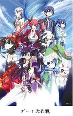 Anime DATE A LIVE Itsuka Kotori Home Decor Poster Wall Scroll, View DATE A LIVE, Product Details from Guangzhou Donna Fashion Accessory Co., Ltd. on Alibaba.com