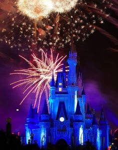 Walt Disney World - I don't care how old I am, I will always LOVE Disney World!