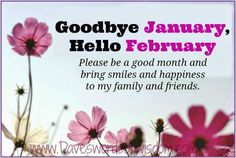Goodbye January Hello February Quote For Facebook february february quotes hello february goodbye january hello february quotes welcome february february love quotes welcome february quotes goodbye january quotes