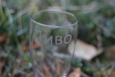 Russian Beer Etched Pint Glass. $8.00, via Etsy.