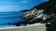 Sand Beach, Arcadia National Park, Maine